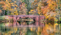 Bridge Over Autumn Waters