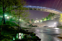 Liberty Bridge, Greenville,